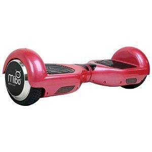 """Scooter Elétrico Mibo com Roda de 6.5"""" e Bluetooth - Rosa"""