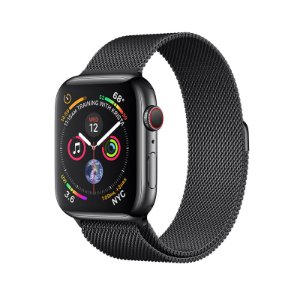 Relógio Apple Watch Series 4 GPS+Celular -Preto 40mm