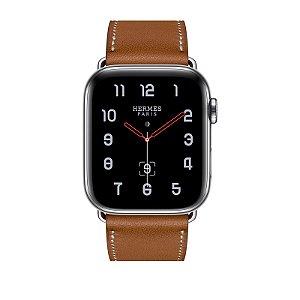 015655be4f5 Relógio Apple Watch Series 4 Hermès Marrom GPS+Celular 40mm