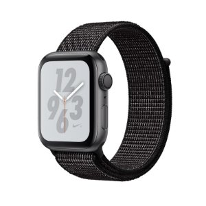 Relógio Apple Watch Series 4 GPS Preto Nike 40mm