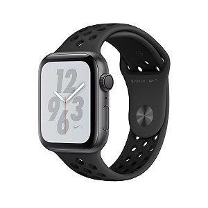 Relógio Apple Watch Series 4 GPS Preto Esportivo Nike 40mm