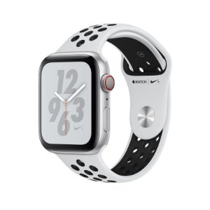 Relógio Apple Watch Nike Prata Esportivo GPS + Celular 40mm