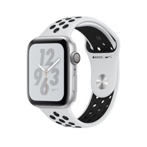 Relógio Apple Watch Nike Prata Esportivo GPS 44mm