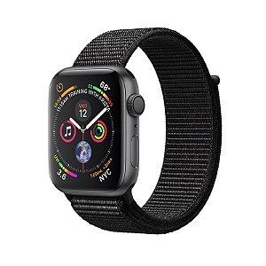 Relógio Apple Watch Series 4 GPS Preta Esportiva 40mm