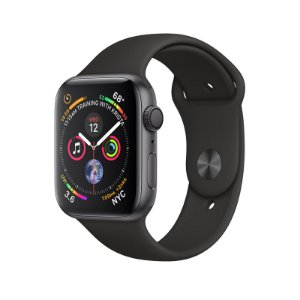 Relógio Apple Watch Series 4 GPS Preto 44mm