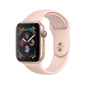 Relógio Apple Watch Series 4 GPS Rosê 44 mm
