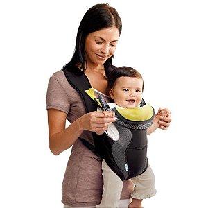 Canguru Carregador de Bebê Evenflo Macio e Respirável