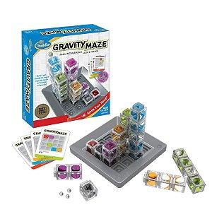 Brinquedo Labirinto de Gravidade ThinkFun Infantil Gravity Maze  ESBJ