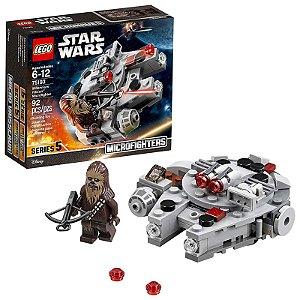75193 - Lego Star Wars Kit de Construção Millennium Falcon Micro Lutador  ESBJ