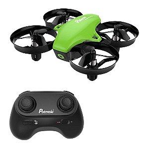Drone Potensic A20 RC Nano Quadcopter 2.4G 6 Eixos Altitude Hold Função Headless Controle Remoto DRON