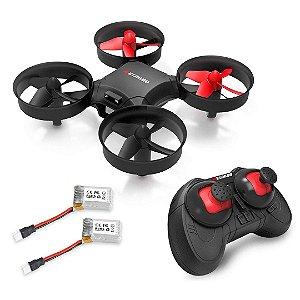 Drone Metakoo M1 360° 2.4GHz 6 Eixos Bateria Dupla 3D Flips Modo Headless 3 Modos de Velocidade DRON
