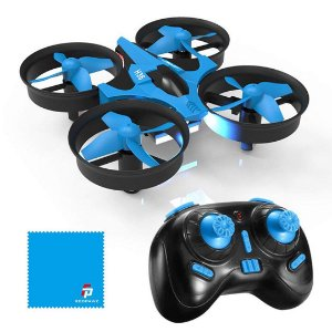 Drone REDPAWZ H36 2.4G Gyro Headless Controle Remoto One-Key Retorno RC Quadcopter DRON