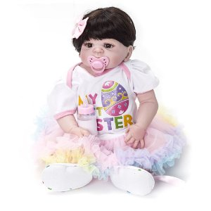 Bebê Reborn Kaydora Aline BEBE