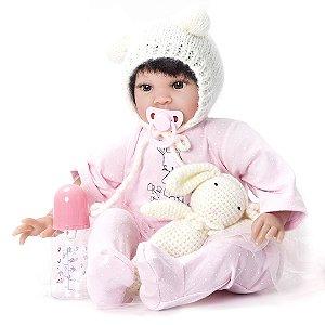 Bebê Reborn Kaydora Manuela BEBE
