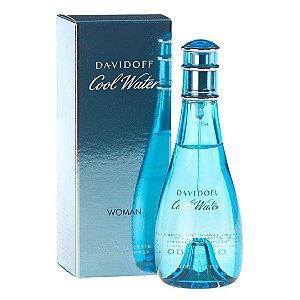 Perfume Davidoff Cool Water Feminino Eau de Toilette 100ml