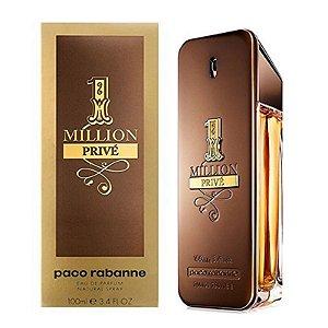 Perfume 1 Million Prive By Paco Rabanne Masculino Eau de Parfum 100ml