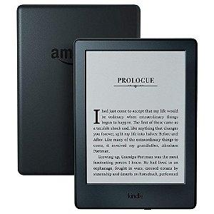 Tablet Kindle Paperwhite E-Reader Preto Alta Resolução com 4GB Wifi e Bluetooth