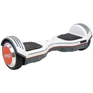 """Hoverboard Elétrico Freego Branco W1N Balance Wheel com Roda de 6.5"""""""