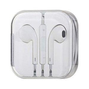Fone De Ouvido  Earpods Apple Iphone 5 Iphone 6
