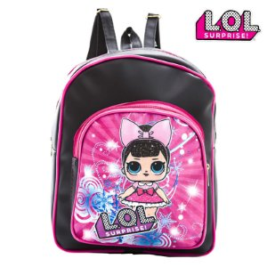 Mochila  Lol Surprise Infantil Escolar
