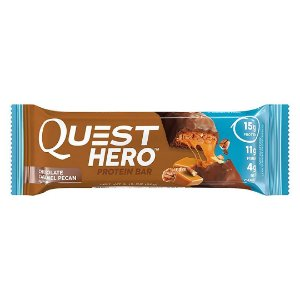 Quest Hero Chocolate Caramel Pecan