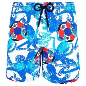Bermuda Vilebrequin Swimwear Polvo