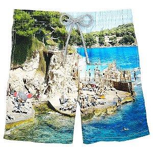 Bermuda Vilebrequin Swimwear Vitali Rocks