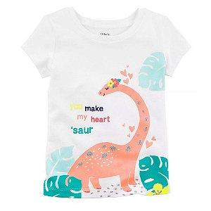 Blusa Dinosauro Carter´s