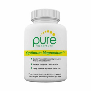 Suplemento Optimum Magnesium 250mg