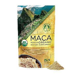 Suplemento Maca Peruana Premium Em Pó Orgânica 226,7g