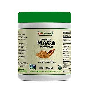 Suplemento Maca Peruana Organica 454g
