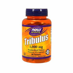 Suplemento Tribulos 1000mg Now Foods 90 Tablets