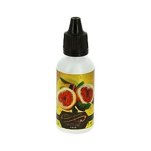 Juice Essência Líquida Para Vaporizador 30ml Sabor Maracujá