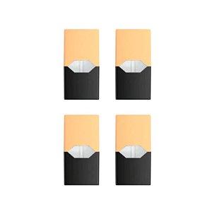 Juul Refil Creme Brulee - 4 unidades, 0,7ml