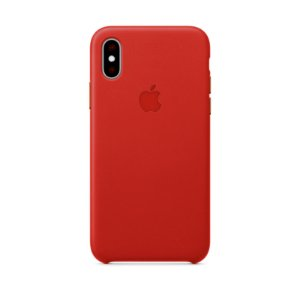 Capa Iphone XR Silicone Case Apple Cereja