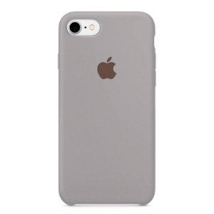 Capa Iphone 7/8 Silicone Case Apple Lilás