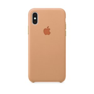 Capa Iphone XR Silicone Case Apple Salmão