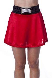 Shorts Saia Diva Vermelho Rudel Sports Tamanho GG