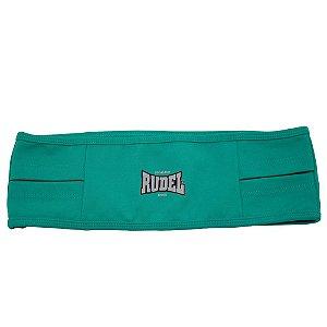 Cinto Esportivo Waist Bag Verde Rudel Sports Tamanho PP