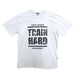 Camiseta Básica Train Hard Duna Rudel Sports Tamanho P