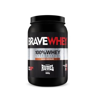 Suplemento Whey Protein Chocolate Rudel