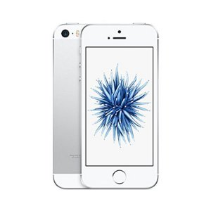 "Iphone Se 16GB Prata 4G Tela 4"" Apple"