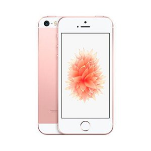 "Iphone SE 32GB 4G Tela 4"" Rose Apple"