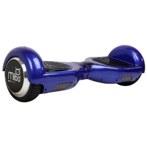 """Hoverboard 6,5"""" Polegadas - Smart Balance - Bluetooth - Bateria Samsung - C/ Bolsa - Azul"""