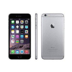 iPhone 6 Plus 16gb Cinza Espacial, Tela de 5.5', Camera 8Mpx, Processador A8, Touch ID