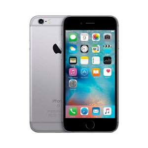 "Iphone 6S Plus 16GB 4G LTE Tela 5.5"" Câmeras 12MP 5MP Space Gray Apple"