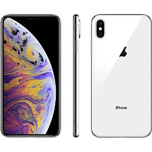 iPhone X s Max Prata 256GB IOS12 4G + Wi-fi Câmera 12MP - Apple