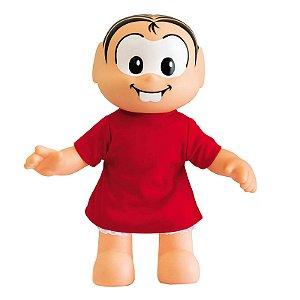 Brinquedo Boneca Mônica Turma da Mônica