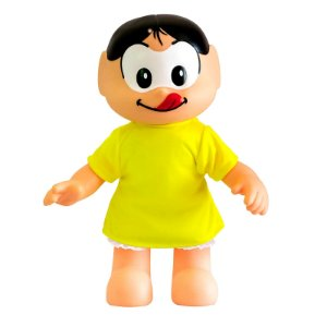 Brinquedo Boneco Turma da Mônica Magali