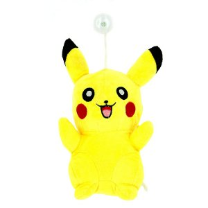 Pelúcia Pikachu 25cm Pokémon